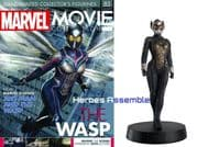 Marvel Movie Collection #085 Wasp Figurine Eaglemoss Publications
