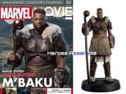 Marvel Movie Collection #086 M'Baku Figurine Eaglemoss Publications