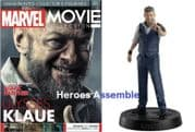 Marvel Movie Collection #091 Ulysses Klaue Figurine Eaglemoss Publications