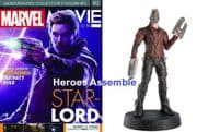 Marvel Movie Collection #093 Starlord Figurine Eaglemoss Publications
