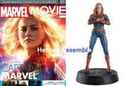 Marvel Movie Collection #097 Captain Marvel Avengers Infinity War Figurine Eaglemoss Publications