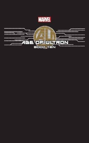 Age Of Ultron #10 First Print (2013) 1st Appearance Angela Marvel comic book