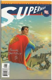 All Star Superman #1 Dynamic Forces Signed Frank Quitely DF COA Ltd 1000 DC comic book