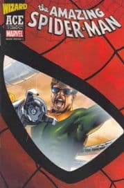 Amazing Spider-man #3 Wizard Ace Edition Marvel comic book