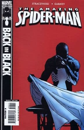 Amazing Spider-man #543 Back in Black! Marvel comic book.