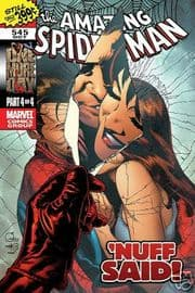 Amazing Spider-man #545 One More Day Pt 4