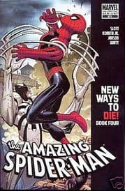 Amazing Spider-man #571 2nd Second Print Variant Cover (2008) Marvel comic book