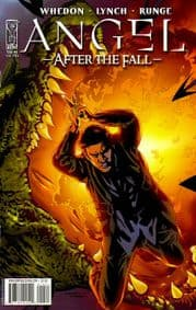 Angel After The Fall #11 Cover A (2008) IDW Publishing comic book