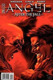 Angel After The Fall #11 Cover B (2008) IDW Publishing comic book