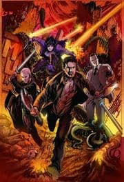 Angel After The Fall #15 Cover B (2008) IDW Publishing comic book