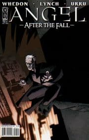 Angel After The Fall #7 Cover B Season 6 IDW Comics US Import