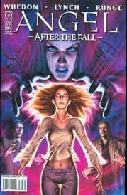 Angel After The Fall #9 Cover B (2008) Season 6 IDW comic book