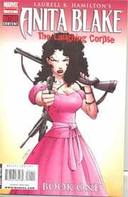 Anita Blake The Laughing Corpse #1 (2008) Marvel comic book