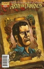 Army of Darkness #13 Cover A Sharpe Marvel Zombies Dynamite Entertainment