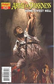 Army Of Darkness Home Sweet Hell #10 (2008) Dynamite Entertainment comic book