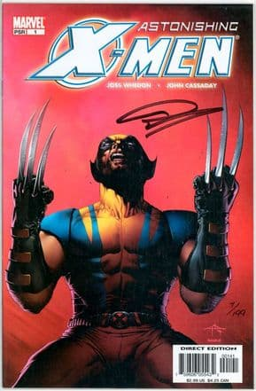 Astonishing X-Men #1 Dell'Otto Variant Dynamic Forces DF Signed John Cassaday Ltd 199