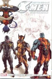Astonishing X-Men Sketchbook Marvel Comics US Import