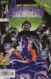 Avengers #11 (1998) Marvel Comics US Import Busiek Perez