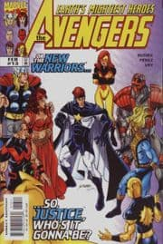 Avengers #13 (1998) Marvel Comics US Import Busiek Perez