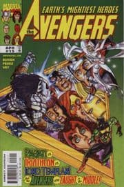 Avengers #15 (1998) Marvel Comics US Import Busiek Perez