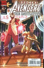 Avengers Initiative Special (2008) Marvel comic book