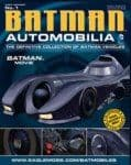 Batman Automobilia Collection Eaglemoss