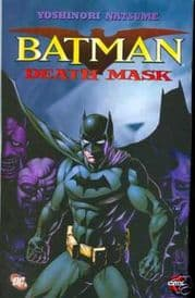 Batman Death Mask #1 Manga DC Comics US Import