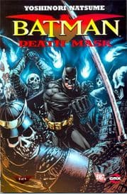Batman Death Mask #3 DC Comics US Import