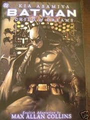 Batman Graphic Novels