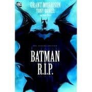Batman R.I.P. RIP Graphic Novel Trade Paperback TP DC Comics