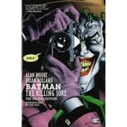 Batman: The Killing Joke Deluxe Hardcover Graphic Novel Alan Moore Joker DC comics