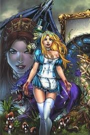 Beyond Wonderland #0 Cover A (2008) Grimm Fairy Tales Zenescope comic book