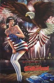 Beyond Wonderland #1 Salute The Troops Variant (2008) Grimm Fairy Tales Zenescope comic book