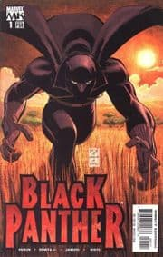 Black Panther #1 NM (2005) Marvel Knights comic book