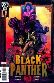 Black Panther #11 NM (2008) Marvel Knights comic book