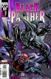 Black Panther #12 NM (2008) Blade Marvel Knights comic book