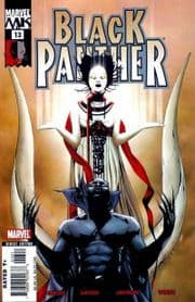 Black Panther #13 NM (2008) Marvel Knights comic book