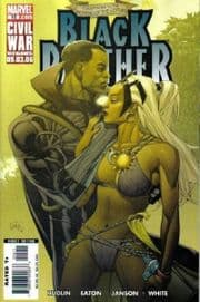 Black Panther #15 NM (2008) Marvel Knights comic book