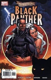 Black Panther #17 Linsner Cover NM (2008) Marvel Knights comic book