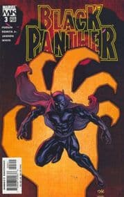 Black Panther #3 NM (2008) Marvel Knights comic book