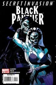 Black Panther #41 (2008) Secret Invasion Marvel comic book
