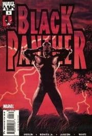 Black Panther #6 NM (2008) Marvel Knights comic book