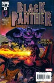 Black Panther #9 NM (2008) X-Men Marvel Knights comic book