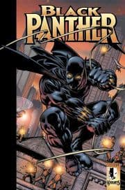 Black Panther Enemy Of the State Marvel TP Trade Paperback