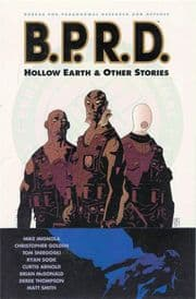 BPRD Trade Paperback 01 Hollow Earth & Other Stories TPB Graphic Novel