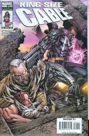 Cable King-Size Spectacular (2008) Marvel comic book