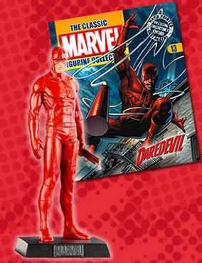 Classic Marvel Figurine Collection #013 Daredevil Eaglemoss Publications