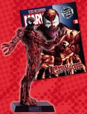 Classic Marvel Figurine Collection #070 Carnage Eaglemoss Publications