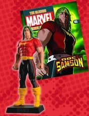 Classic Marvel Figurine Collection #105 Doc Samson Eaglemoss Publications