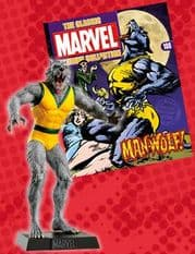 Classic Marvel Figurine Collection #108 Man-Wolf Eaglemoss Publications